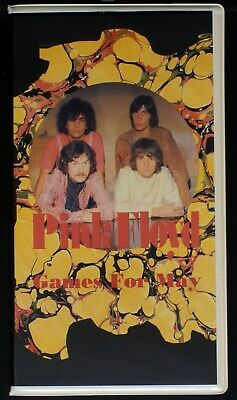Pink Floyd - Games For May (EX/EX) 4xCD BOX