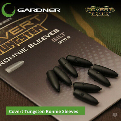 Viper Tackle Tungsten Swivel /& Knot Beads Ronnie Rig Chod Sinkers Carp Fishing