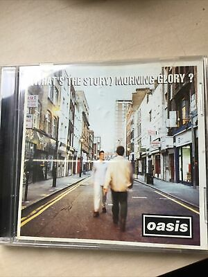 Oasis Whats The Story Morning Glory Music CD