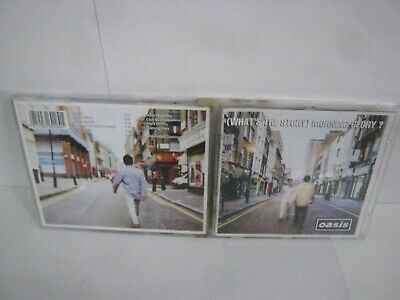 Cd Album Oasis (Whats The Story?) Morning Glory? 3825