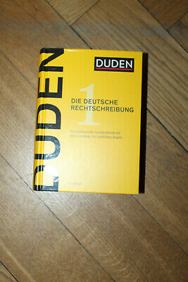 Duden - The German orthography (27th edition) The comprehensive standard work on