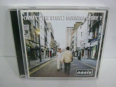 Cd Album Oasis (Whats The Story?) Morning Glory?  3812