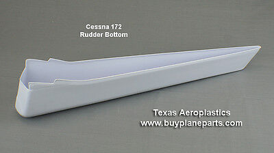 Cessna 172 Rudder Bottom (1983 & Newer) (28-11-80A)