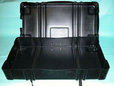 "CASE Storage&Shipping Molded w/Wheels 49"" x 25.5"" x 8""+"