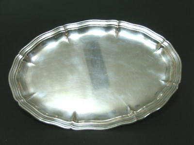ANTIQUE WMF SILVER PLATED SERVING DISH TRAY