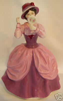 ROYAL DOULTON Lady Pamela Figurine HN 2718  Mint