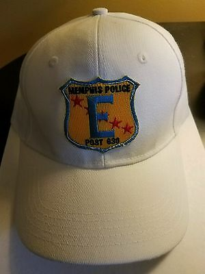 ** Memphis Post 630  Police Hat**