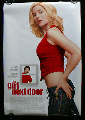 The Girl Next Door *1Sh Orig Movie Poster Rolled Nm Ds