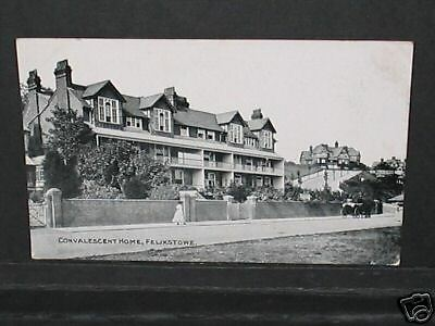 SUFFOLK - Convalescent Home - Felixstowe
