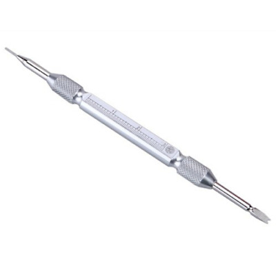 DELUXE Dapping Punch Steel Round set 12 pcs Silversmith