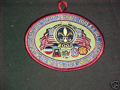 2005 National Jamboree US Army patch                 J9