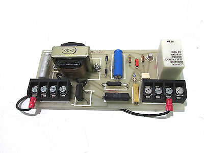 Gaston County 4051312 Voltage Sensing Relay Module ***nnb***