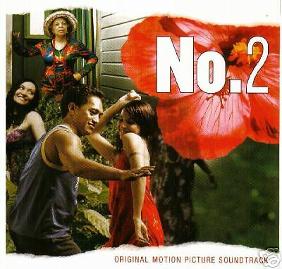 No. 2 - 2005 - New Zealand Original Movie Sountrack- CD
