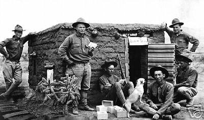 MEXICAN PUNITIVE EXPEDITION 1916  El Valle Mexico