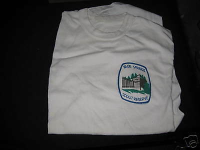 Blue Springs Scout Reserve size large t-shirt       k1