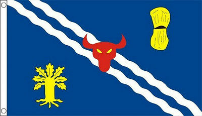 OXFORDSHIRE FLAG Oxford England English County Flags