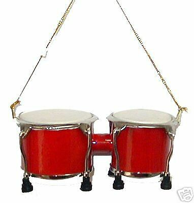 Bongo replica Ornament 3.125""