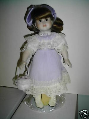 Paradise Galleries Emily (Victorian)  Porcelain Doll
