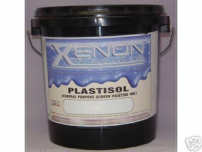 New Screen Printing Plastisol Ink Turquoise