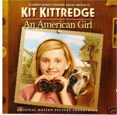 Kit Kittredge: An American Girl - 2008 Soundtrack CD