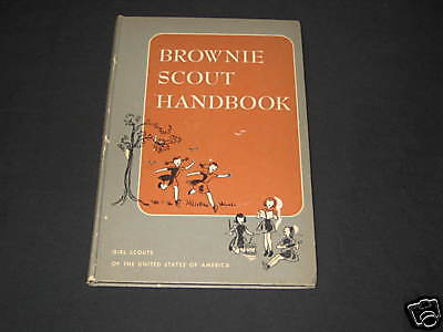 Brownie Scout Handbook, Sept. 1957