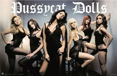 Pussycat Dolls Poster - Hot Sexy Lingerie - New 24X36