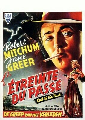OUT OF THE PAST MOVIE POSTER Robert Mitchum VINTAGE 3