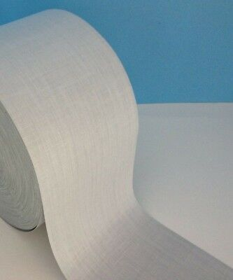 """Reflective Sew-On Safety Fabric Strip 6"""" wide 50 feet"""