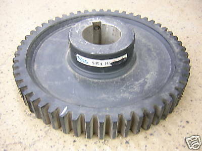 "Martin 54 Tooth 2 15/16"" Bored Steel Spur Gear"
