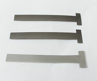 Dental Matrix T Bands Large Straight Stainless Steel 100/bag Operatory