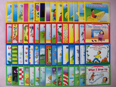 Kids Books Beginning Readers Kindergarten First Grade Lot 60