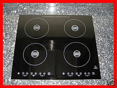 New Crown Induction Cooktop --- 4 Cooking Zones