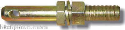 """Hitch Lift Arm Pins Cat 2-3  1-7/16"""" Dia. 6-1/2""""Overall"""