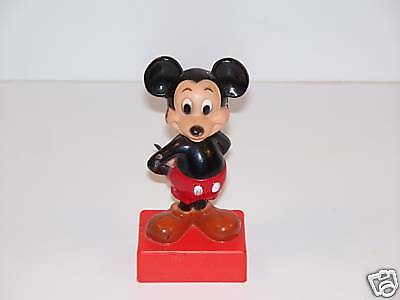 Vintage Mickey Mouse Pencil Sharpener
