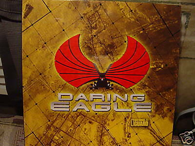 DARING EAGLE:NATIONAL GUARD GAME 2003/NEW IN THE BOX