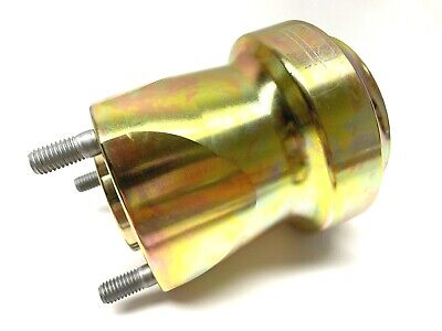 OTK Tony kart Medium 92mm Rear Wheel Hub -Complete HST Magnesium - OTK Genuine