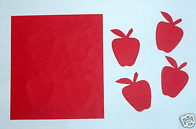 Creative Memories Apples Die Cut Bn & Nla