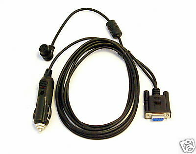 Car Vehicle Power Adapter Cable For Garmin GPS 60 72 72H 73 76 89 90 92