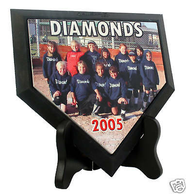 Personalized Baseball Softball Home Plate Coach Gift