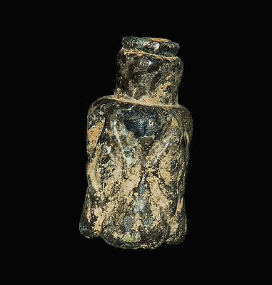 Aphrodite- Ancient Islamic Flask With Decorations