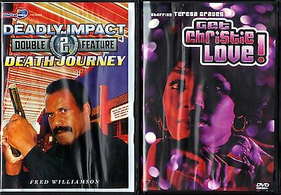 Deadly Impact - Deadly Journey (DVD) & Get Christie Love (DVD)