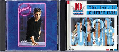 Cocktail by Various Artists & The Best Of Culture Club by Culture Club - 2 CDs