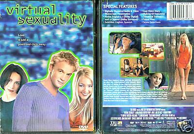 Virtual Sexuality (2000, DVD) WIDESCREEN NEW/SEALED