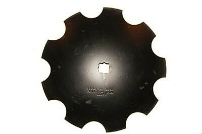 "16"" Notched Disc Harrow Blades"