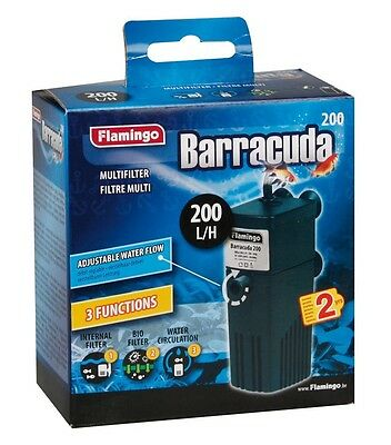 POMPE FILTRATION 200l/h BARRACUDA  ref 401845