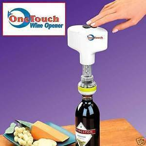 One touch Wine Opener for Automatic Open Corkscrew Cork