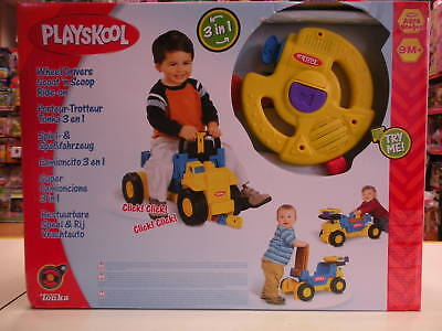Camion Cavalcabile 3 In 1 Playskool