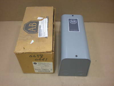 1 Nib Allen Bradley 849A-Zab24 Pneumatic Timing Relay On Delay Nema 1 480V 60Hz