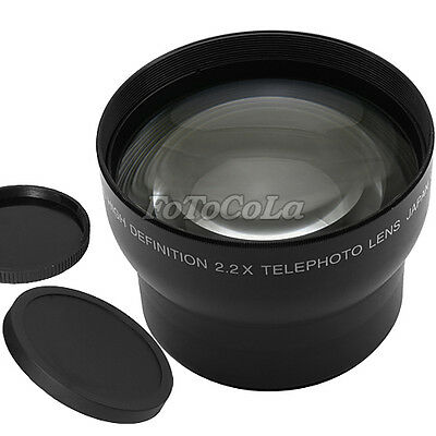 62mm 2.0x TELE Telephoto LENS 82mm Front Thread