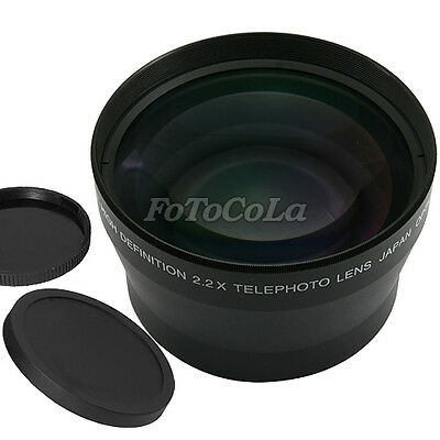 72mm 2.0x TELE Telephoto LENS 82mm Front Thread
